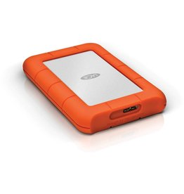 LaCie LaCie | Rugged 120 GB Solid State USB3.0 External Harddrive