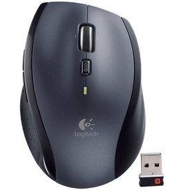 Logitech Logitech | M705 Wireless 8-button Mouse | Black