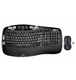 Logitech Logitech | MK550 Ergonomic Wireless Keyboard and Mouse Set