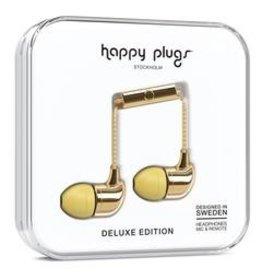 Happy Plugs Happy Plugs | In-Ear Earbuds | Gold