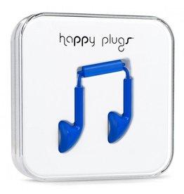 Happy Plugs Happy Plugs | Earbuds | Cobalt Blue