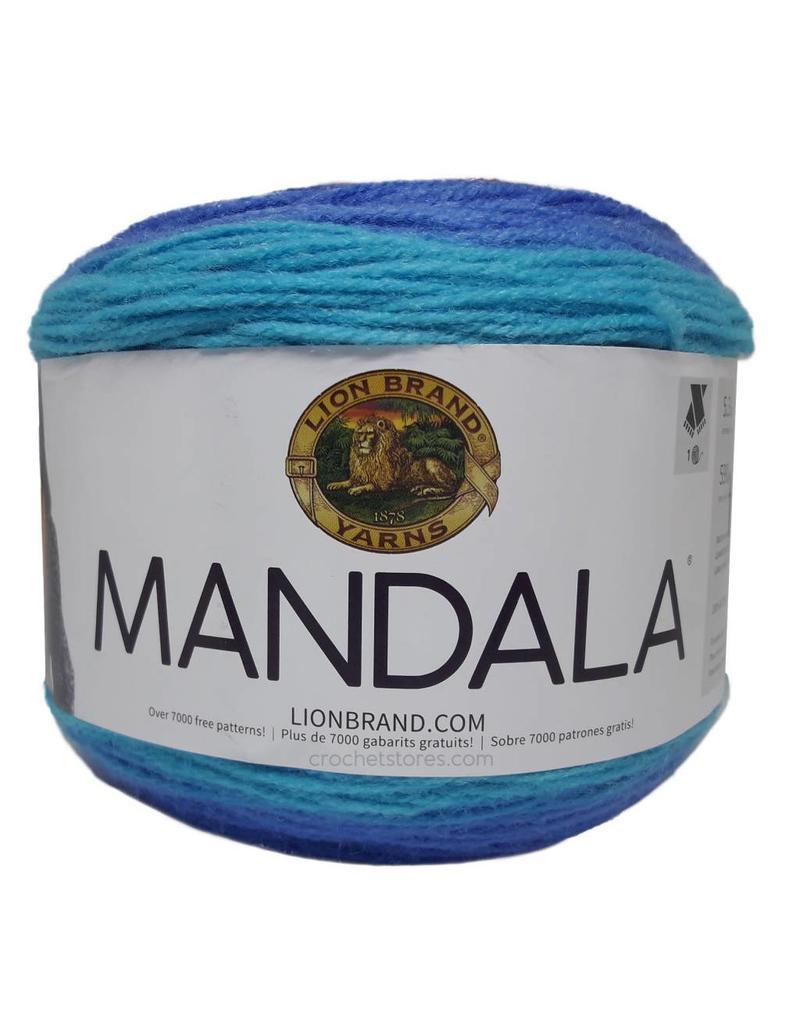 Lion Brand LB Mandala