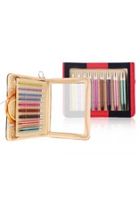 Knitters Pride KP Zing Deluxe Set (Normal IC) - Set of 9 - Free Shipping