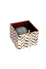 Knitters Pride KP Yarn Box - Pearly