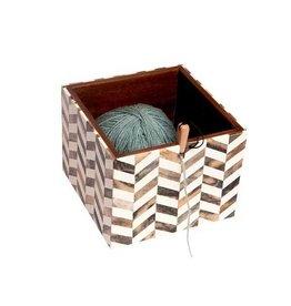 Knitters Pride KP Yarn Box - Pearly