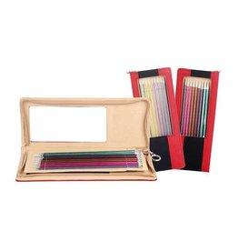"Knitters Pride KP Zing Single Point 10"" (25cm) - Set of 9"