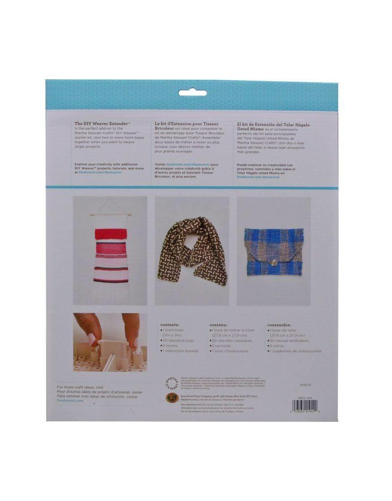 Lion Brand LB DIY Weaver Extender Kit