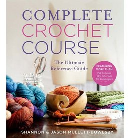 Sterling Books SP Complete Crochet Course