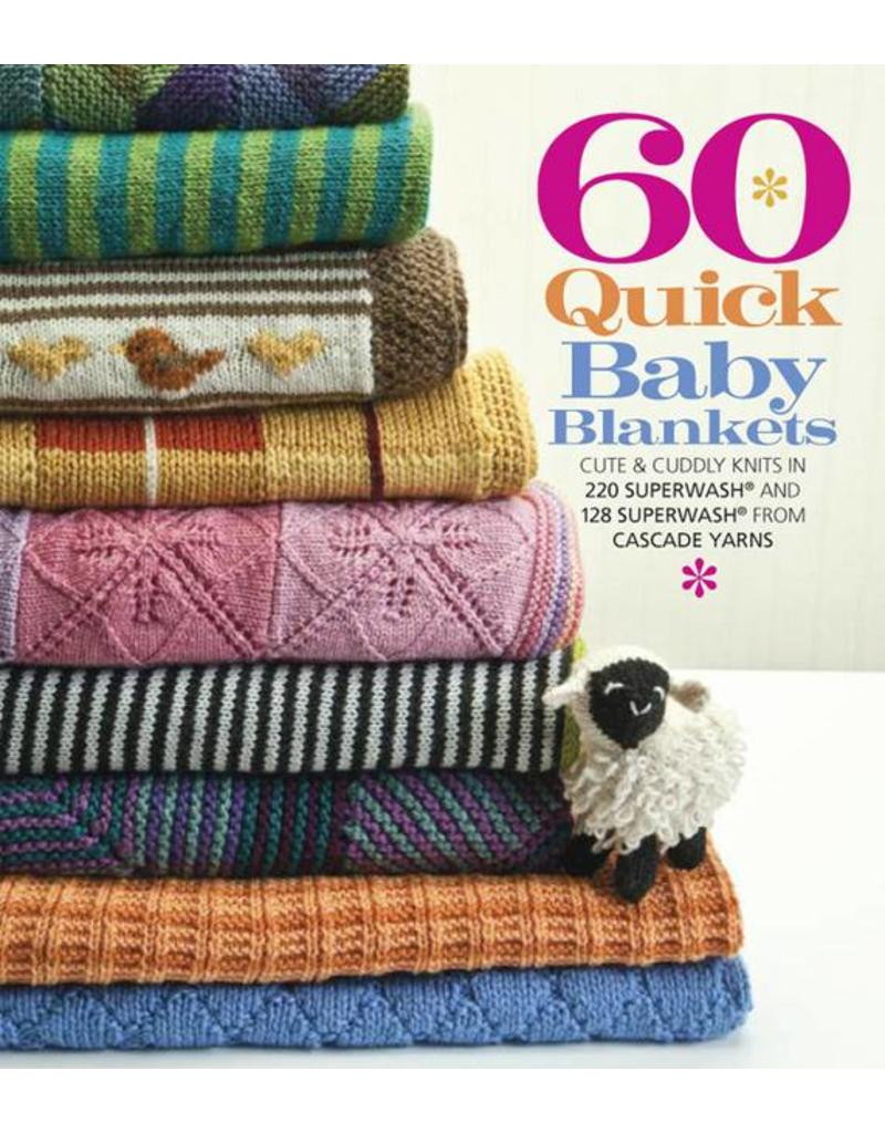 Sterling Books SP 60 Quick Baby Blankets