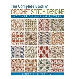 Sterling Books SP Complete Book Of Crochet Stitch