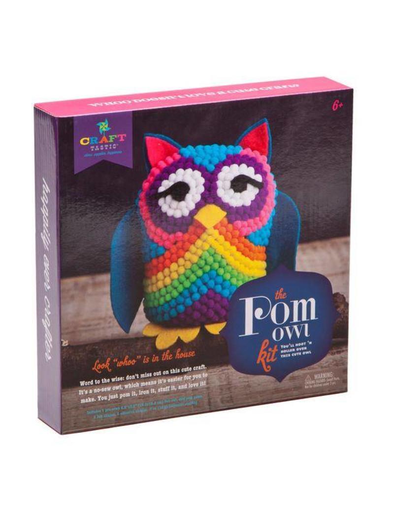 Ann Williams AW Pom Owl
