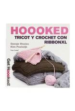 HK Book Spanish Tricot y Crochet con Ribbon XL