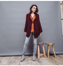 Phildar France PATTERN CARDIGAN WITH PARTNER 6