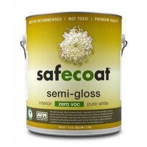 AFM Safecoat Zero VOC Semi-Gloss White Base