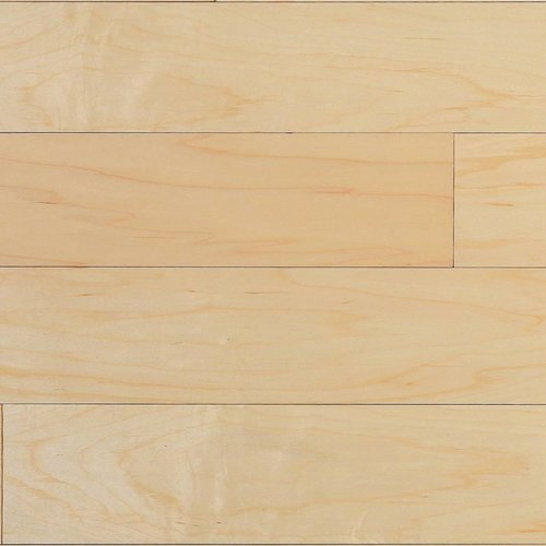 From The Forest Wallplanks Natural Maple