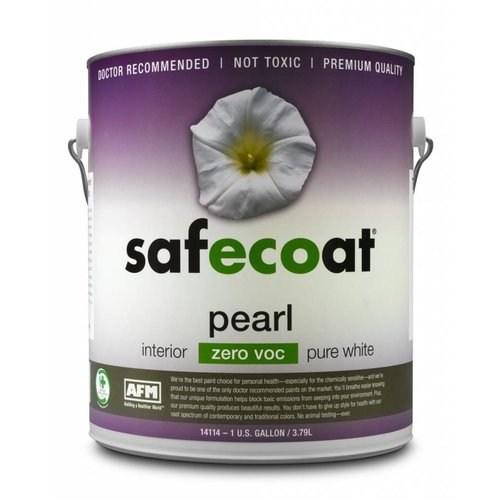 AFM Safecoat Zero VOC Pearl Paint