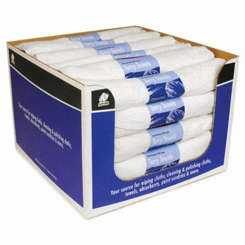 Buffalo Terry Towels 3-Pack