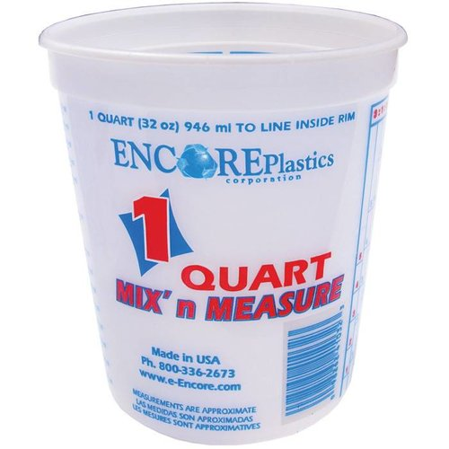 Encore Mix'n Measure Container & Lid