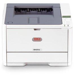 OKI OKI B431DN Mono Printer, duplex, network, 12000 page toners