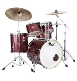 """Pearl Pearl Export 22"""" Black Cherry Sparkle"""