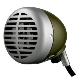 Shure Green Bullet Harmonica Microphone