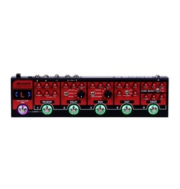 Red Truck Combined Effects Pedal
