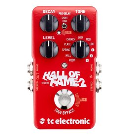 TC Electronics Hall Of Fame 2