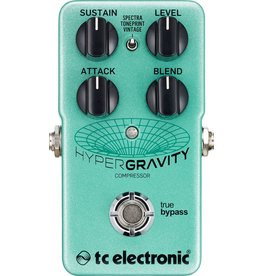 TC Electronics Hyper Gravity Compressor