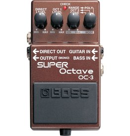 Boss OC-3 Super Octave