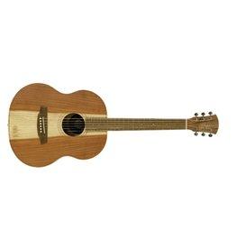 Cole Clark Little Lady 1 - Redwood + Maple