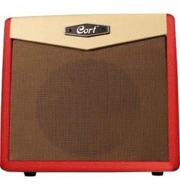 Cort CM15R Guitar Amp (Dark Red)