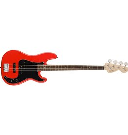 Fender Affinity PJ Bass, Race Red