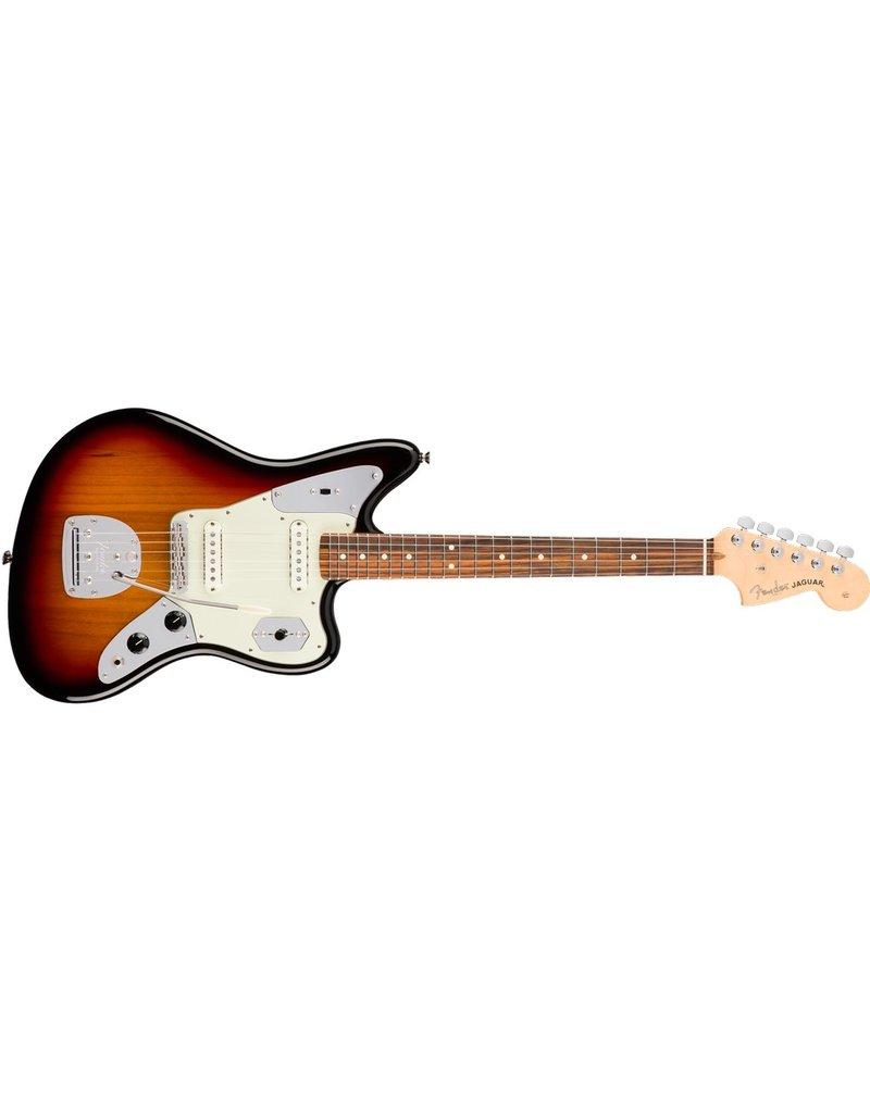 Fender American Pro Jaguar, 3-Color Sunburst<br /> American Pro Jaguar®, Rosewood Fingerboard, 3-Color Sunburst