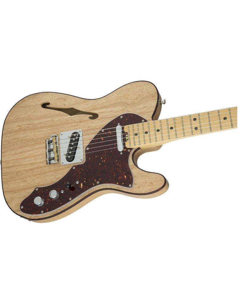 Fender American Elite Telecaster Thinline, Natural