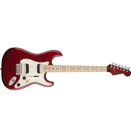 Squier Contemporary Stratocaster HH, Dark Metallic Red