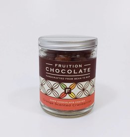 Fruition Fruition Chocolate Covered Orange Scented Cranberries