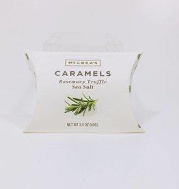 McCrea's Caramels McCrea's Candies Rosemary Truffle Sea Salt Pillow Box