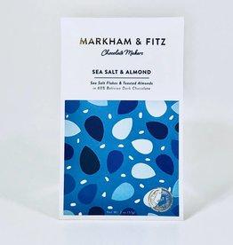 Markham & Fitz Markham & Fitz Sea Salt Almond Dark