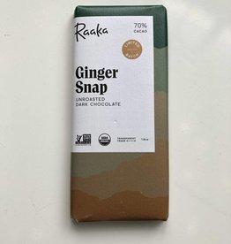 Raaka Raaka Ginger Snap