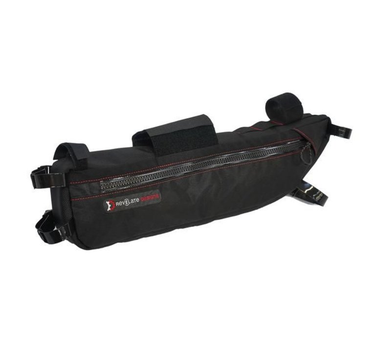 Revelate Designs Tangle Frame Bag: Black, SM - Journeyman\'s ...