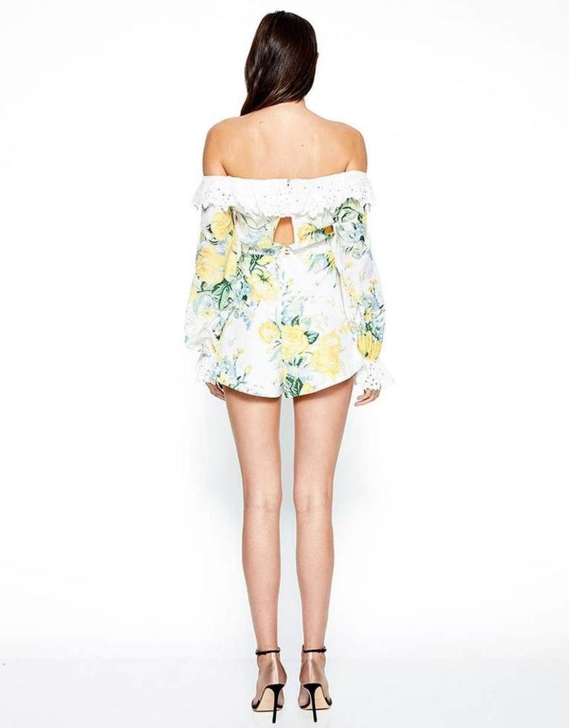 ALICE MCCALL ALICE MCCALL LOVE ME MORE PLAYSUIT