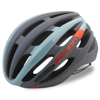 Giro Giro Casco Foray Carbón/Azul Hielo