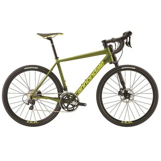 Cannondale Cannondale Slate 650 Disc 105 Verde
