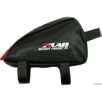 X-Lab X-Lab Rocket Pocket XL Frame Bag: Black