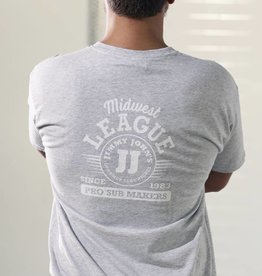 Midwest League Pocket Tee