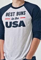 Jimmy John's® Best Buns Baseball Tee