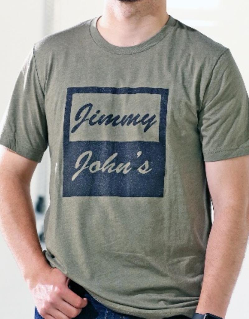 Bella Canvas Jimmy John's® Be Square Tee