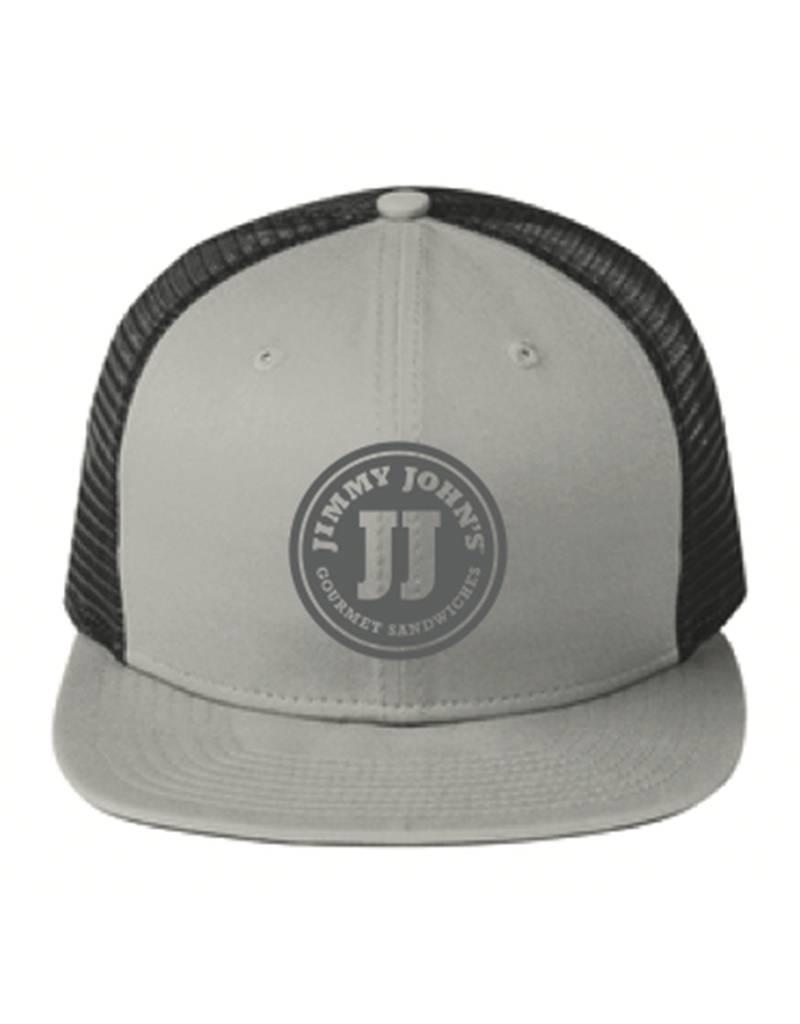 Disc Logo Grey Hat