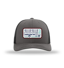 Richardson NOC Rafting Bus Hat