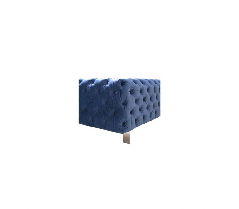 COURTNEY 2 SEAT SOFA ROYAL BLUE